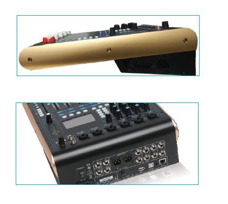 DM12 12路數字調音臺