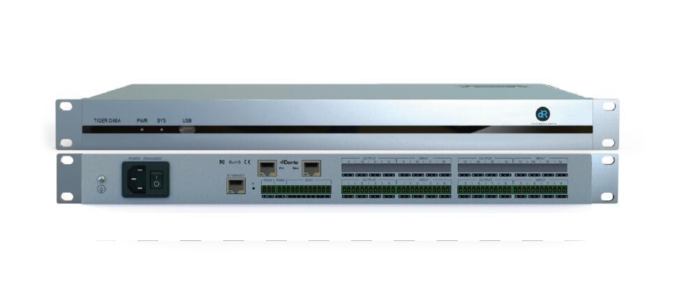 D88A數字音頻矩陣